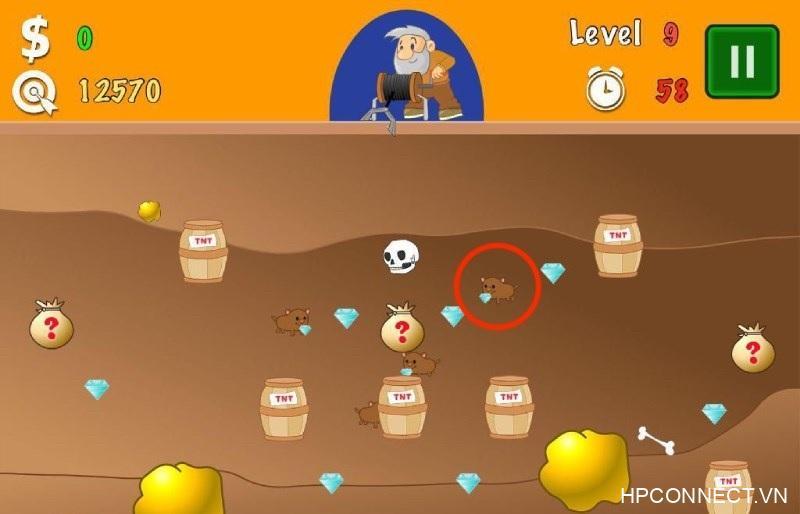 game-dao-vang-online